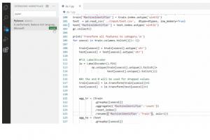 Microsoft dévoile Pylance, une extension Python pour Visual Studio Code