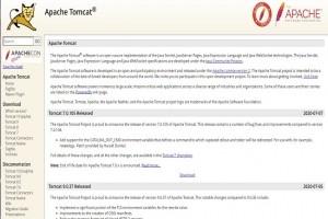 Tout savoir surleconteneur de servlet JavaTomcat Apache
