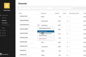 Slack infuse de l'analytique dans sa plateforme