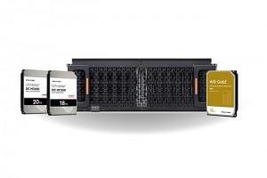 Western Digital lance des Ultrastar et Gold aux capacités augmentées