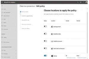Prévenir les pertes et fuites de données avec Microsoft Endpoint DLP