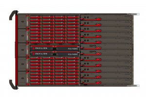 Stockage multiprotocole en mode NVMe-oF chez Pavilion Data