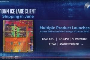 Bons résultats trimestriels pour Intel malgré les retards en gravure