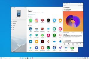 Microsoft et Samsung poussent les apps Android sur Windows 10