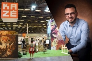 Jérôme Manceau, nouveau directeur marketing de Kazé, veut doper la marque avec ses communautés