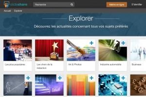 Linkedin vend SlideShare à Scribd