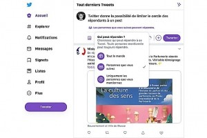 Télex : Twitter permet de limiter les réponses, Mirantis rachète Lens, Apple doit payer 500 M$ pour violation de brevets 4G