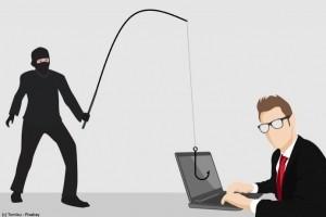 La messagerie électronique, principale cible des attaques par phishing
