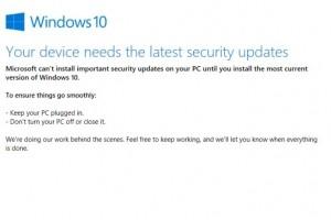 Le support de Windows 10 1803 Entreprise gagne 6 mois
