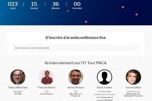 IT Tour 2020 Paca : rendez-vous le 24 septembre sur LMI TV