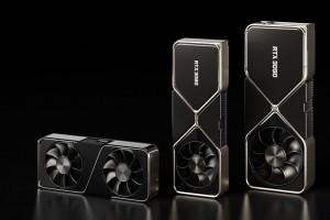 Les Nvidia GeForce RTX 3000 se d�voilent
