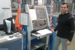 Europhane choisit la GMAO Mobility Work pour sa maintenance prédictive