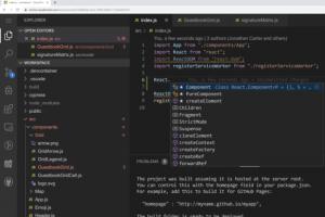Le service Visual Studio Codespaces transféré sur GitHub