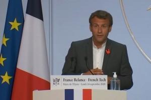 Emmanuel Macron, l'IGAS et l'IGF au secours de la 5G