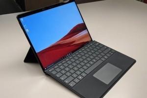 Une Surface Pro X 2 en mode 64 bits chez Microsoft