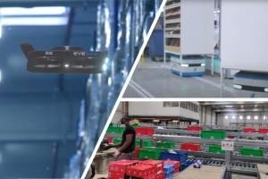 Suivez notre web conférence « Logistique, l'entrepôt au coeur de l'innovation »