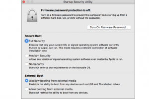 La puce de sécurité T2 d'Apple compromise