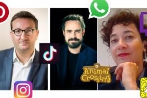 Suivez notre web conf�rence : � Quelle strat�gie dans les m�dias sociaux � l'heure de la fragmentation?�