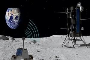 Telex : Un réseau 4G sur la Lune, Décès brutal du PDG de Drone Volt, 128 Technology racheté par Juniper Networks
