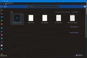 Microsoftpousseses PWA Officeet fait marche arrière