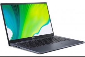 Intel pousse son GPU Iris Xe Max dans l'Acer Swift 3x