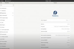 La distribution Linux Fedora 33 est là