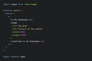 Optimisation des images et analyse des utilisateurs pour Next.js 10
