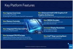 Intel Rocket Lake : plus de performances et PCIe 4.0 confirmé