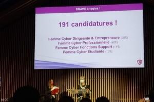 Le Cefcys décerne ses trophées 2020 de la Femme Cyber
