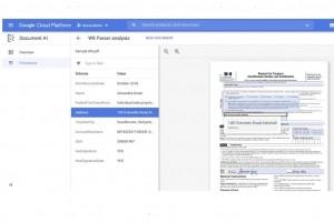 Avec DocAI, Google automatise le traitement de documents