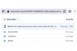 GitHub n'a pas �t� pirat� ou presque pas