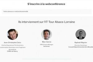 IT Tour 2020 Alsace Lorraine : inscrivez-vous vite !