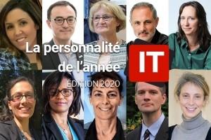Votez pour la Personnalité IT de l'année 2020