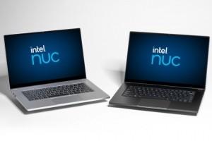 Avec le M15, le NUC d'Intel se décline en PC portable
