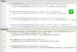 Kotlin 1.4.20 s'enrichit de fonctionnalités JVM