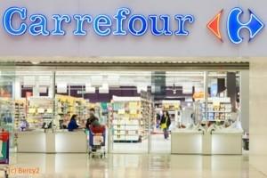RGPD : Carrefour sanctionné par la CNIL avec des amendes de 3 M€