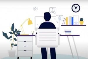 Dossier Digital workplace : Le bureau des salariés en pleine mutation