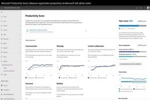 Le score de productivité de Microsoft 365 étrillé sur la vie privée