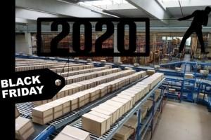2020, un grand Black Friday�pour la logistique