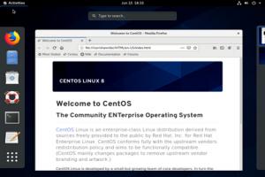 Red Hat enterre CentOS Linux, ressucit� en Rocky Linux
