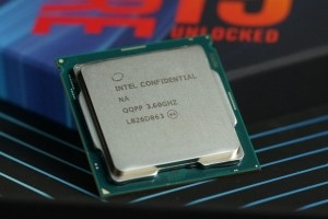 Les puces Coffee Lake 9e Gen bientôt sorties du catalogue Intel