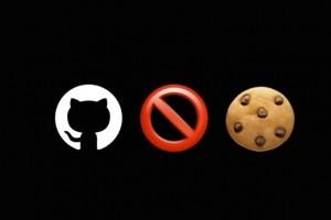 GitHub se d�barrasse des cookies non essentiels