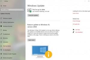 Bien comprendre les derni�res mises � jour optionnelles Windows 10