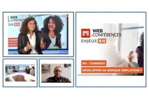 Retrouvez en replay notre émission «RH, Comment développer sa marque employeur?»