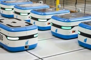Scallog d�ploie ses robots logistiques aux Etats-Unis avec Bastian Solutions
