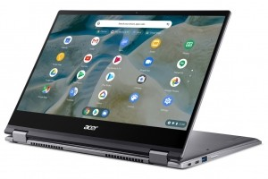 Acer lance son 1er Chromebook Ryzen, le Spin 514