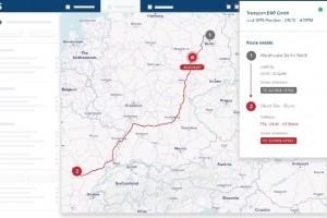 La start-up logistique française Shippeo lève 32 M$