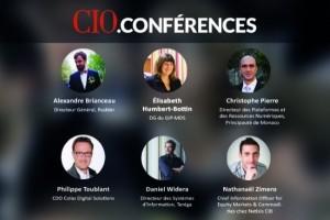 CIO conf�rences Infrastructures IT: les entreprises t�moignent