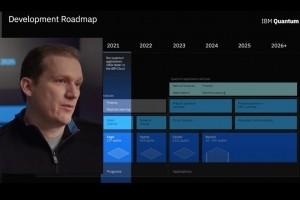 IBM d�voile sa feuille de route logiciel pour le quantique
