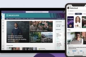Avec Viva, Microsoft r�invente l'Intranet � l'heure du t�l�travail